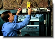 Colorado Doorways incorporates extensive quality control measures to our field service units.